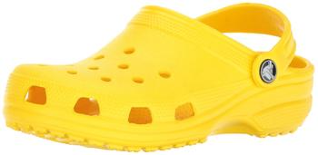 Crocs Kids Classic lemon