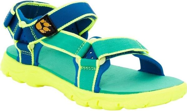 Jack Wolfskin Seven Seas 2 Sandal B sea breeze