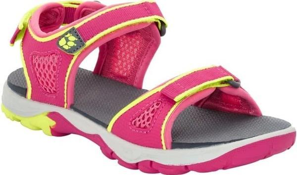 Jack Wolfskin Acora Beach Sandal G tropic pink