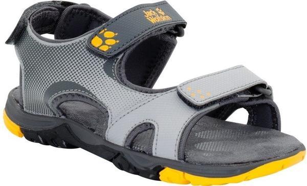 Jack Wolfskin Puno Bay Sandal B burly yellow
