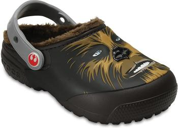 Crocs Fun Lab Fuzz Lined Chewbacca Clog espresso