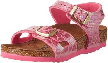 birkenstock-rio-kids-shiny-snake-pink