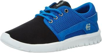 Etnies Scout Kids black/blue/grey