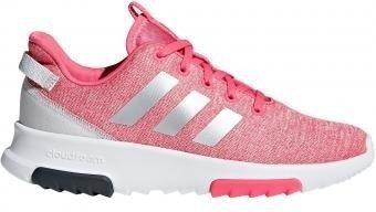 Adidas NEO Cloudfoam Racer TR K pink/silver/white