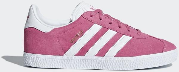 Adidas Gazelle K semi solar pink/ftwr white/semi solar pink