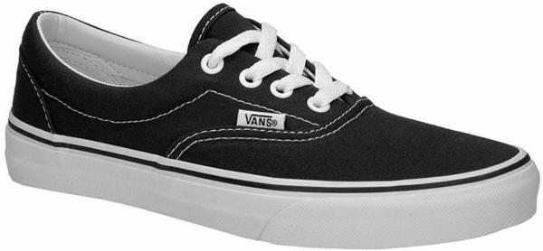 Vans Canvas Era Youth black