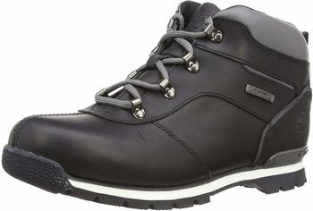 Timberland Splitrock 2 Jr smooth black