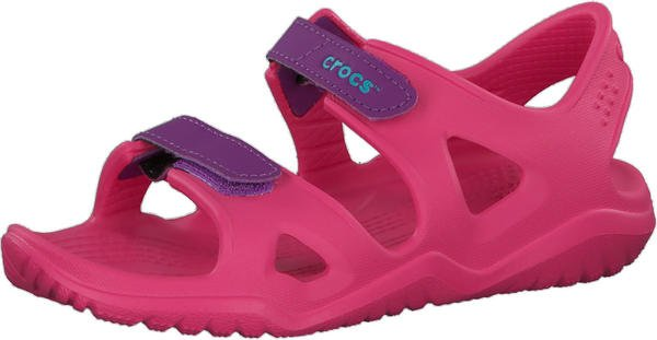 Crocs Swiftwater River Kids paradise pink/amethyst