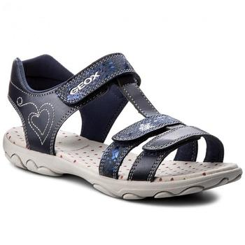 Geox JS Cuore navy
