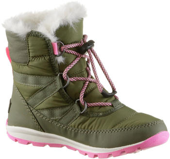 Sorel Children´s Whitney Short Lace hiker green/sea salt