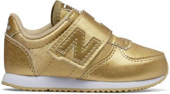 New Balance KV220 gold