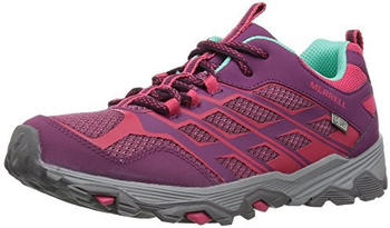 Merrell Moab FST Low WP Kids berry