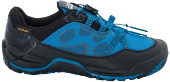Jack Wolfskin Jungle GYM Texapore Low Kids blue