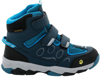 Jack Wolfskin Mountain Attack Texapore Mid VC Kids glacier blue