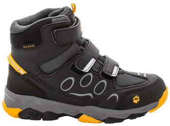 Jack Wolfskin Mountain Attack Texapore Mid VC Kids burly yellow
