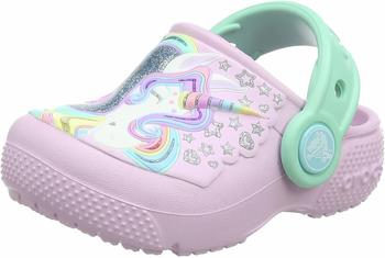 Crocs Fun Lab Clogs ballerina pink/new mint