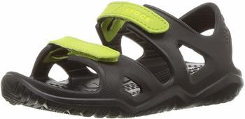 Crocs Swiftwater River black/volt green