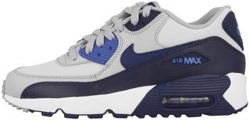 Nike Air Max 90 Mesh GS (833418) wolf grey/blue comet