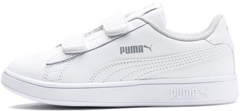 Puma Smash V2 K white/white