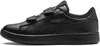 Puma Smash V2 K black/black