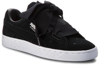Puma Suede Heart Valentine black/black