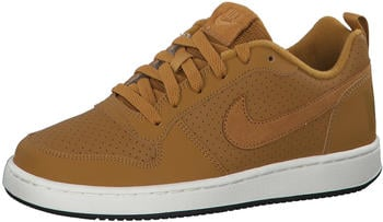 Nike Court Borough Low GS (839985) wheat/summit white/black