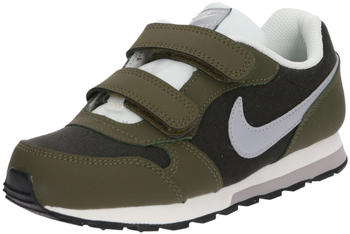 Nike MD Runner 2 f07317-301) sequoia/wolf grey-olive canvas/sail