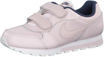 Nike MD Runner 2 PSV (807320-600) barely rose/barely rose-navy/white