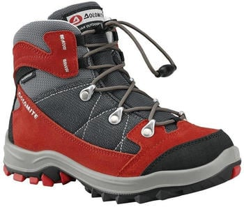Dolomite Davos Kid Wp fiery red/anthracite grey