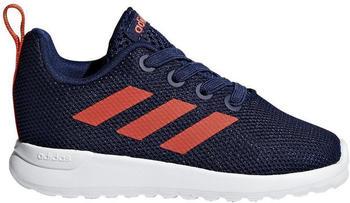 Adidas Lite Racer CLN I dark blue/active orange/cloud white