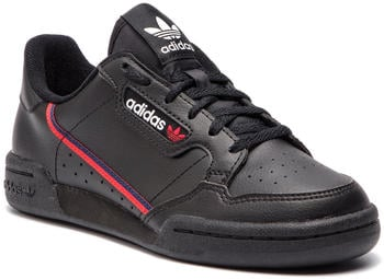 Adidas Continental 80 K core black/scarlet/collegiate navy