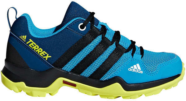 Adidas AX2R K shock cyan/core black/shock yellow