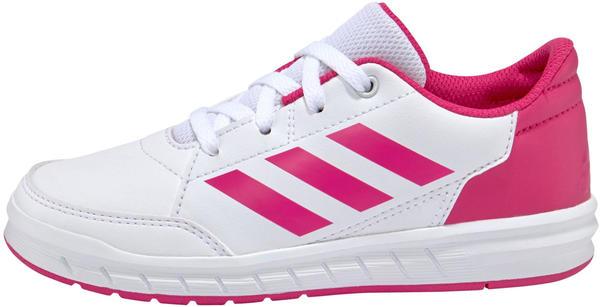 Adidas AltaSport K ftwr white/real magenta/real magenta