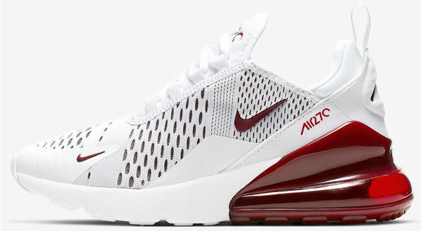 Nike Air Max 270 Kids white/challenge red/gym red/team red