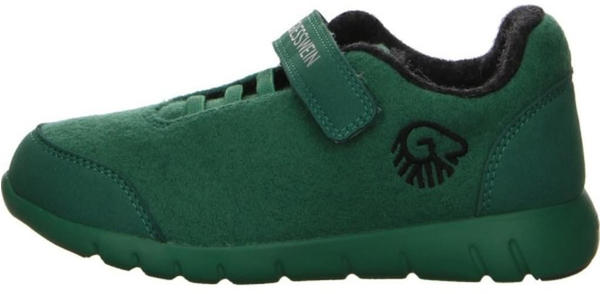 Giesswein Merino Wool Runners Kids green (442)