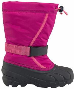 sorel-youth-flurry-deep-blush-tropic-pink