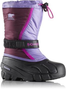 sorel-youth-flurry-purple-dahlia-paisley-purple