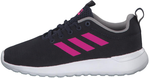 Adidas Lite Racer CLN K trace blue/shock pink/light granite