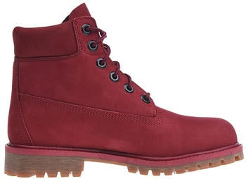 Timberland Premium 6 Inch Boot For Junior red