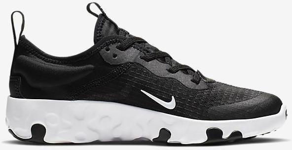 Nike Renew Lucent (PS) blackwhite