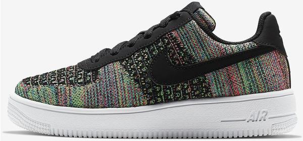 Nike Air Force 1 Flyknit 2.0 black/hyper pink/volt/black