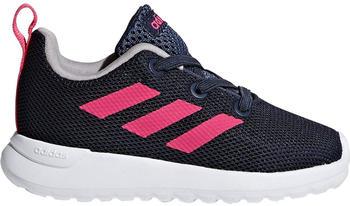 Adidas Lite Racer CLN I trace blue/shock pink/ftwr white