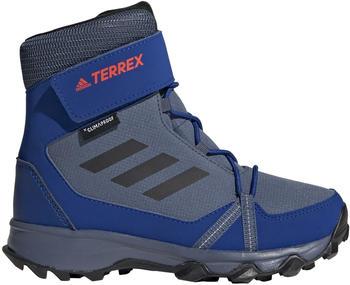 Adidas Terrex Snow CP CW K tech ink/core black/active orange