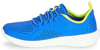 Crocs LiteRide Pacer (206011) bright cobalt/citrus