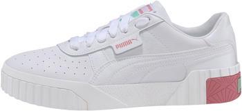 Puma Cali Youth white/peony/mist green