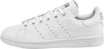 Adidas Stan Smith K cloud white/cloud white/silver metallic