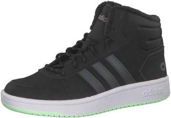 Adidas Hoops Mid 2.0 K cblack/gresix/grefou