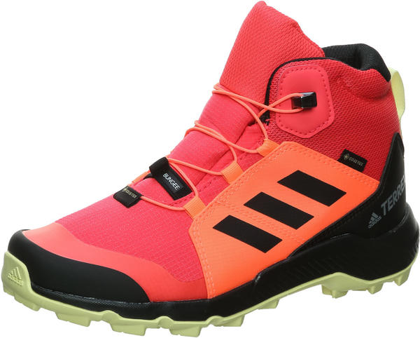 Adidas Terrex Mid GTX K shock red/core black/yellow tint
