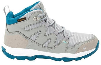 Jack Wolfskin Mountain Attack 3 Texapore Mid Kids (4034081) grey/blue