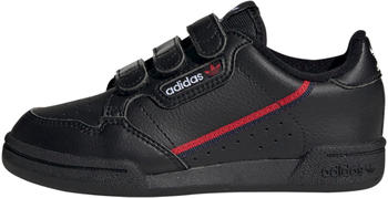 Adidas Continental 80 CF Kids core black/core black/scarlet